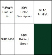 艳绿- BRILLIANT GREEN-XANH LÁ SUP-8404
